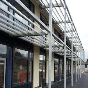 structural-engineering-reading-st-michaels-primary-school-exterior
